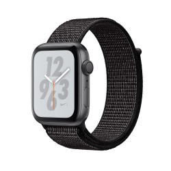 Apple Watch S4 44 mm Black Sport Loop