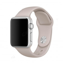 Apple Watch S4 44 mm Steel Stone Sport Band