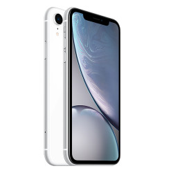 iPhone Xr 128гб Silver Dual Sim