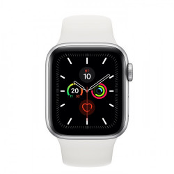 Apple Watch Series 5 44 mm Silver